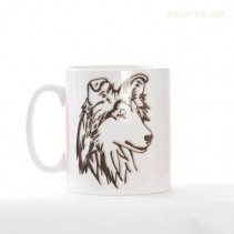 Collie Tasse