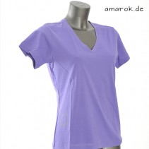 T-Shirt women flieder L