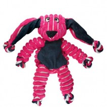 Kong Floppy Knots Hase pink