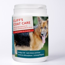 Cliffs Coat Care Kapseln 150